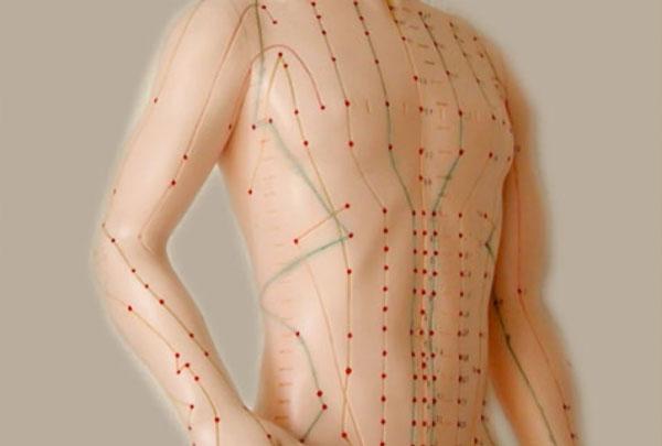 Alternativmedizinische Behandlung - Akupunktur